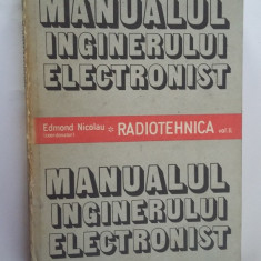 MANUALUL INGINERULUI ELECTRONIST VOL 2