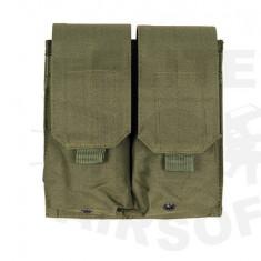 Portincarcator dublu M4/AK - Olive [ACM] - Echipament Airsoft