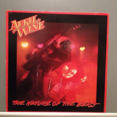 APRIL WINE - THE NATURE OF THE BEAST(1981/EMI REC/CANADA) - disc Vinil/Vinyl - Muzica Rock emi records