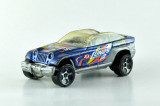 Macheta / jucarie masinuta metal - Hot Wheels - Jeepster, Scara: 1/64 #333, 1:64