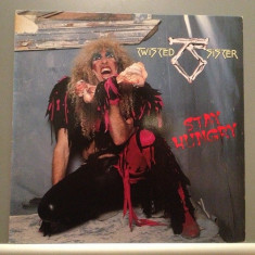 TWISTED SISTER - STAY HUNGRY (1984/ATLANTIC REC/RFG) - Vinil/Vinyl/Rock - Muzica Rock warner
