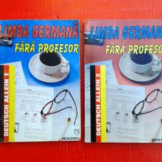 LIMBA GERMANA FARA PROFESOR Kristine Lazar 2 volume - Curs Limba Germana