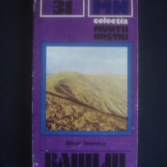 MIHAI IELENICZ - MUNTII BAIULUI GHID TURISTIC {colectia MUNTII NOSTRI} - Ghid de calatorie