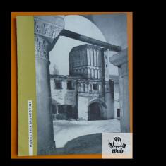Manastirea Brancoveni Comisia Monumentelor Istorice 1968 - Carte Arhitectura