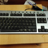 Tastatura PC Compaq KB-0133 PS2 SWISS