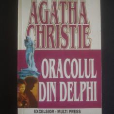 ORACOLUL DIN DELPHI - AGATHA CHRISTIE - Carte politiste