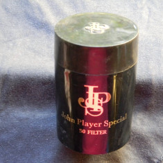 Cutie plastic pentru 50 tigarete marca John Player Special