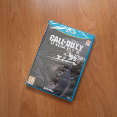 Joc Nintendo Wii U - Call of Duty : Ghosts, nou, sigilat - Jocuri WII U, Shooting