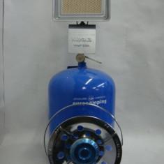 Butelie de 8L cu arzator+Plita cu ceramica de incalzire
