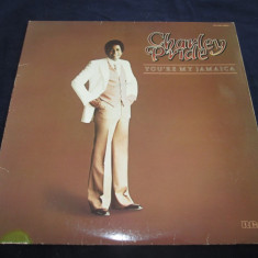 Charley Pride ‎– You're My Jamaica _ vinyl(LP, album) SUA - Muzica Country rca records, VINIL