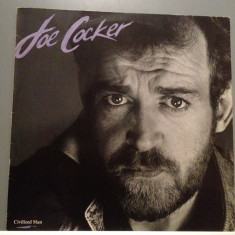 JOE COCKER - CIVILIZED MAN (1984/EMI REC/Holland) - Vinil/Vinyl/Impecabil (NM) - Muzica Pop capitol records