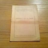 EMINESCU, OM AL CARTII - Barbu Lazareanu - Editura Academiei, 1950, 17 p. - Carte veche