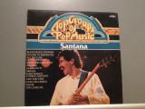 SANTANA - BEST OF-TOP GROUPS OF..(1981/CBS Rec/RFG) - Vinil/Vinyl/Impecabil (NM), Columbia