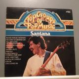 SANTANA - BEST OF-TOP GROUPS OF..(1981/CBS Rec/RFG) - Vinil/Vinyl/Impecabil (NM)