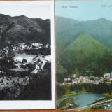 Tusnad, 4 ilustrate antebelice si interbelice, Printata, Romania 1900 - 1950