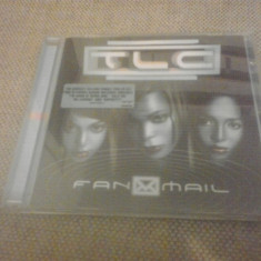 TLC - FANMAIL - CD - Muzica R&B