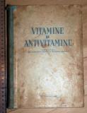 LOT 2 CARTI - VITAMINE SI ANTIVITAMINE //ALMANAH TURISTIC 1962- ONT