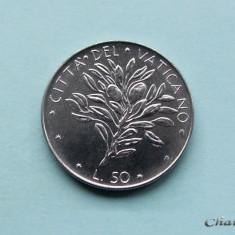 VATICAN - 50 Lire 1971 - aUNC, Europa