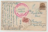 328. Sfantu Gheorghe 1941, leporello, ilustrata are 10 ilustrate mici