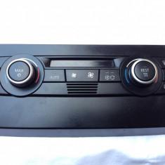 Panou clima BMW E87, E90 in stare perfecta, dezmembrari BMW - Compresoare aer conditionat auto, 3 (E90) - [2005 - 2013]