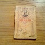 EMINESCU IN FATA JUSTITIEI - Octav Minar - Librariei C. Sfetea, 1920, 89 p.