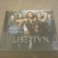 Liberty X - Thinking it over - CD - Muzica R&B