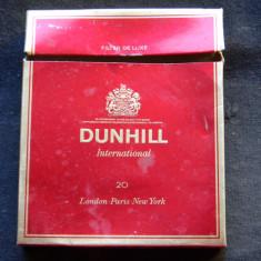 Cutie tigari DUNHILL 1970