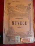 Sienkiewicz - Nuvele ,interbelica , BPT 794- Libr.Universala Alcalay