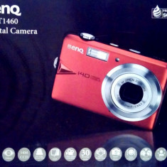 Camera foto BENQ DC T1460 - 14.0 Mp / F700