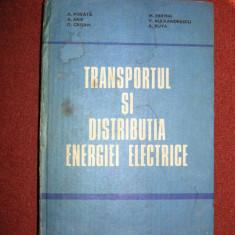 Transportul si distributia energiei electrice - A.Poeata, M.Eremia - Carti Energetica