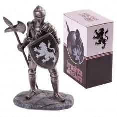 Statuetă Cavaler medieval negru - Sculptura