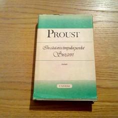 MARCEL PROUST - In Cautarea Timpului Pierdut * SWANN - Univers, 1987, 399 p.