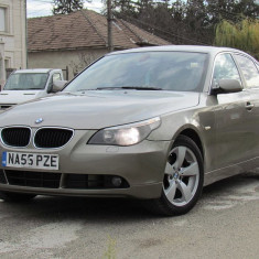 BMW E60 520D, 2.0 Diesel, an 2006, Motorina/Diesel, 150000 km, 1998 cmc, Seria 5