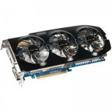 Placa video Gaming GIGABYTE GeForce GTX 670 OC WindForce 3X 2GB DDR5 256-bit