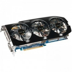 Placa video Gaming GIGABYTE GeForce GTX 670 OC WindForce 3X 2GB DDR5 256-bit - Placa video PC Gigabyte, PCI Express, nVidia