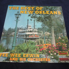 Pee Wee Erwin - The Best Of New Orleans _ vinyl, LP, Franta - Muzica Jazz Altele, VINIL