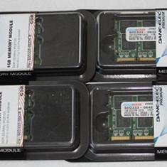 Memorie SODIMM 1GB DDR1 PC2700(333Mhz) pentru laptop - NOI - Garantie 12luni - Memorie RAM laptop