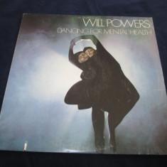 Will Powers – Dancing For Mental Health _ vinyl (LP, album) SUA disco - Muzica Dance Altele, VINIL