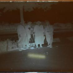 Lot negative foto pe sticla - perioada  interbelica Germania