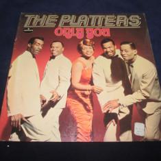 The Platters – Only You _ dublu vinyl, 2 x LP, compilatie Germania - Muzica R&B Altele, VINIL