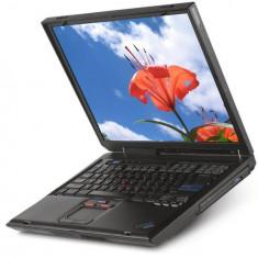 Laptop IBM ThinkPad R40, Pentium M, 1.6 GHz, 512MB RAM, 20GB HDD, DVD-ROM, Grad A-