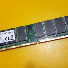 1GB DDR1 Desktop, Brand PNY, 400Mhz, PC-3200(2) - Memorie RAM