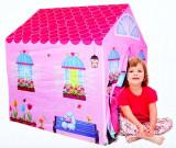 Casuta - Cort de joaca - pentru fetite - de interior si exterior - NOUA, Fata, Roz