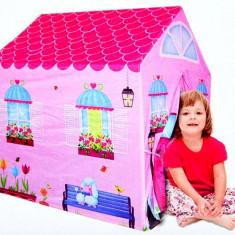 Casuta - Cort de joaca - pentru fetite- de interior si exterior NOU - Casuta/Cort copii