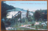 Baile Baltatesti , Neamt ; Patru fantani si Gradina , 2 ilustrate interbelice, Necirculata, Printata, Romania 1900 - 1950