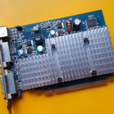 181B.Placa Video Radeon HD 3450, 512MB DDR2-64Bit, PCI-e, 2xDVI - Placa video PC Sapphire, PCI Express, Ati