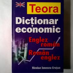 Nicolae Ionescu-Crutan – Dictionar economic {2006}