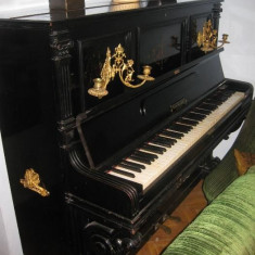 Pianina Altele mecanica Rob Seidel Berlin