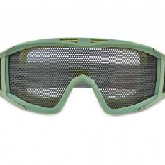 ACM ochelari de protectie Locust cu plasa Olive