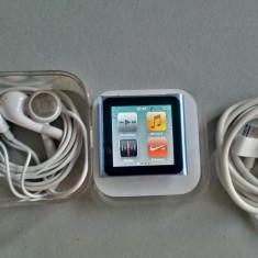 iPod Nano Apple, 6th generation, 16 Gb, Albastru